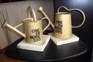 Arrosoirs d'or Ciné en Herbe 2015